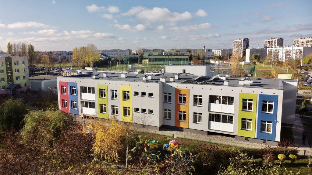 Budynek przedszkola nr 7 w Suwałkach